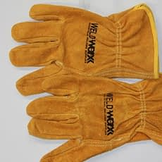 Golden Handlers Glove