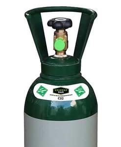 C02 GAS CYLINDER