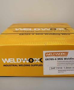 WeldWorx Sapphire ER70S-6 Premium Welding Wire 15kg